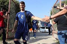 تصاویر اولین تمرین تیم ملی ایران بعدازجام جهانی(2)
