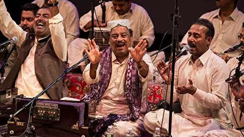 مسیر قلب ؛ گروه موسیقی پاکستانی