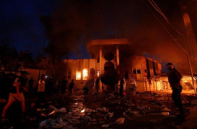 پشت پرده حمله به کنسولگری ایران در بصره چیست؟
