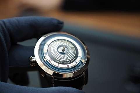 طرحهای ساعت کریستوف کلارت از 2008 تا 2018