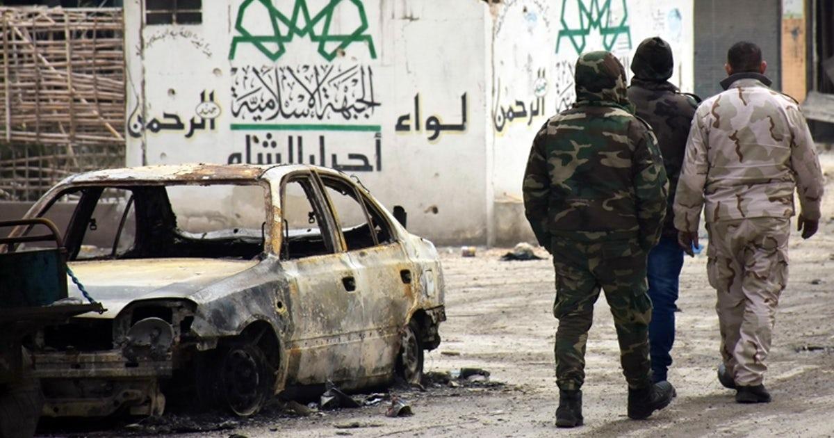تاکتیک جدید ارتش سوریه و متحدین در عملیات ادلب