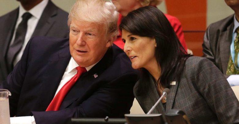 چه کسی باید در نشست شورای امنیت رودروی ترامپ قرار گیرد؟
