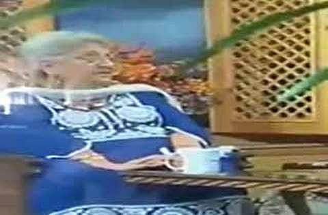 مرگ میهمان برنامه تلویزیونی بر روی آنتن زنده