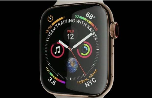 ساعت جدید اپل رونمایی شد