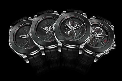 طرحهای ساعت ولبری از 2009 تا 2018