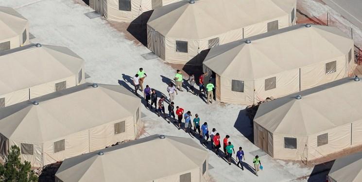 ۱۳۰۰۰ کودک مهاجر در آمریکا بازداشت هستند