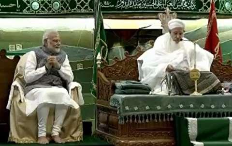 نخست وزیر هند در مجلس عزاداری امام حسین