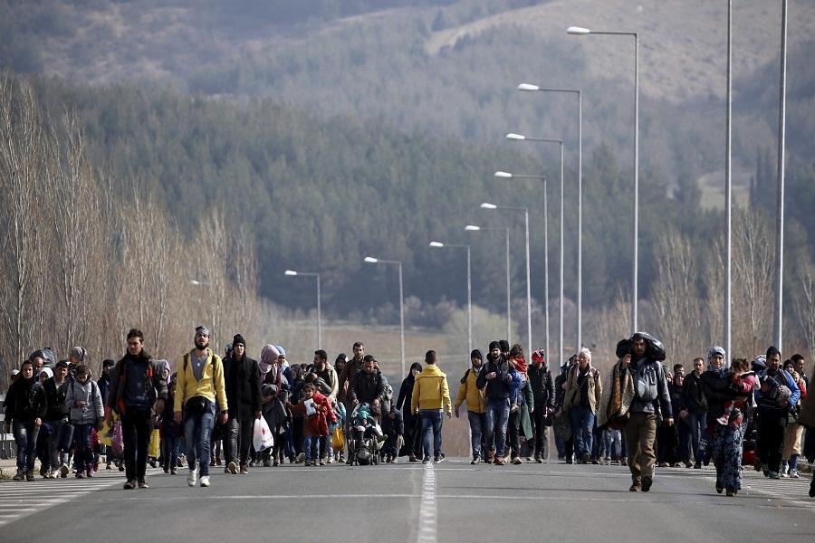 افزایش مهاجرت زمینی به اروپا در سال جاری