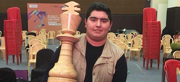 قهرمانی تاریخی و زودرس شطرنجباز ایرانی در جهان