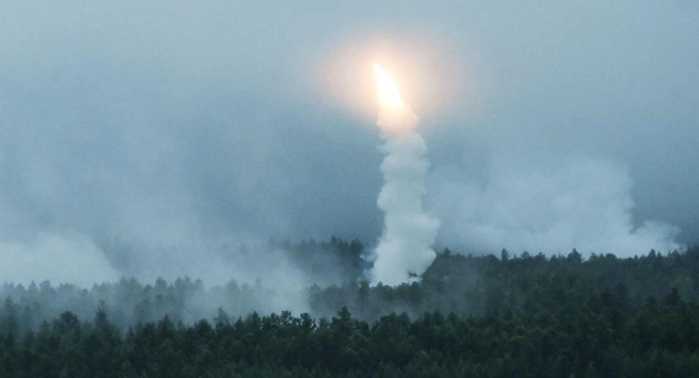 استفاده از موشکهای نامرئی در رزمایش روسیه