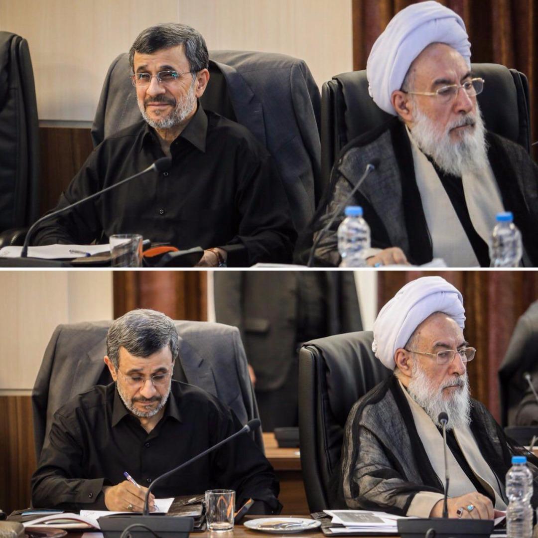 انتقاد شدید سلیمی نمین از صداوسیما/دختر وزیر سابق بازداشت شد/مطهری: شمر امروز ترامپ است/حاشیه های حضور احمدینژاد در جلسات مجمع