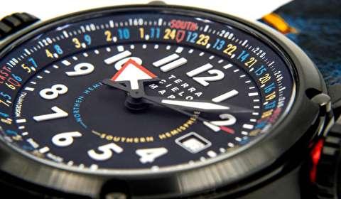طرحهای ساعت ترا چیلو ماره از 2013 تا 2018