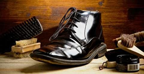 چگونه کفشهای نو را براق کنیم؟