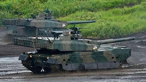 تانک اصلی میدان نبرد تایپ 10