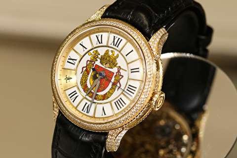 طرحهای ساعت جولین کودری از 2012 تا 2018