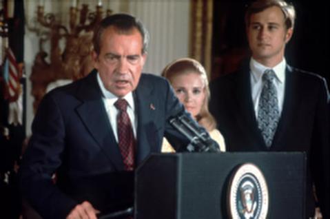 سخنرانی خداحافظی نیکسون در کاخ سفید