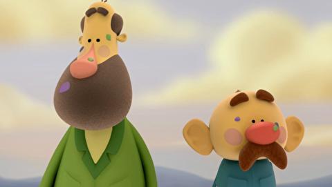 انیمیشن کوتاه هنرمندان