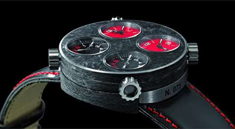 طرحهای ساعت مکانیکه ولوچی از 2008 تا 2018
