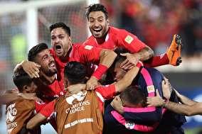گزیده بازی پرسپولیس - الدحیل قطر
