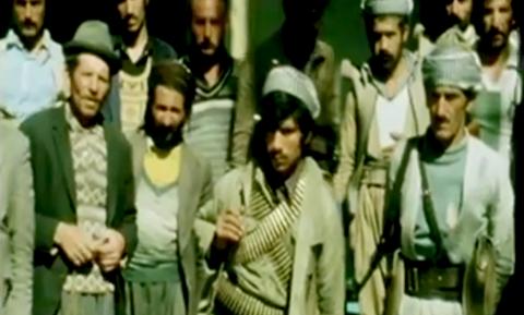 شورش در کردستان ایران