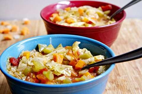 دستور پخت سوپ کلم