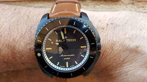 طرحهای ساعت رالف تک از 2008 تا 2018