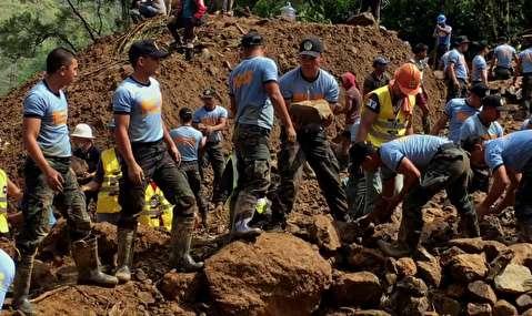خسارات طوفان سهمگین در هنگ کنگ و فیلیپین