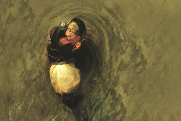 اگر میخواهی بمانی بمان ولی نه برای حسين، بمان برای هدف حسين و خدای حسين