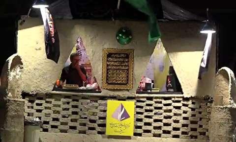 حال و هوای عزاداران حسینی