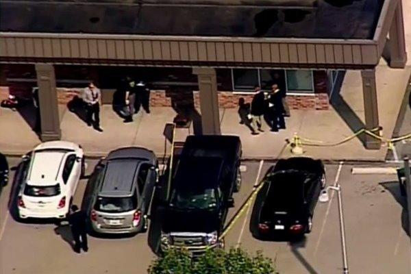 تیراندازی در دفتر یک قاضی در پنسیلوانیا