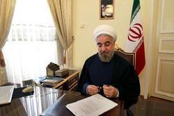 نامه روحانی به مجلس: ۶ شهریور به خانه ملت میآیم