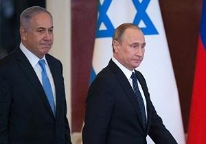 پوتین هیئت رژیم صهیونیستی را به حضور نپذیرفت