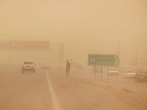 رها شدن آلودهترین شهر این روزهای ایران در خاطرات!