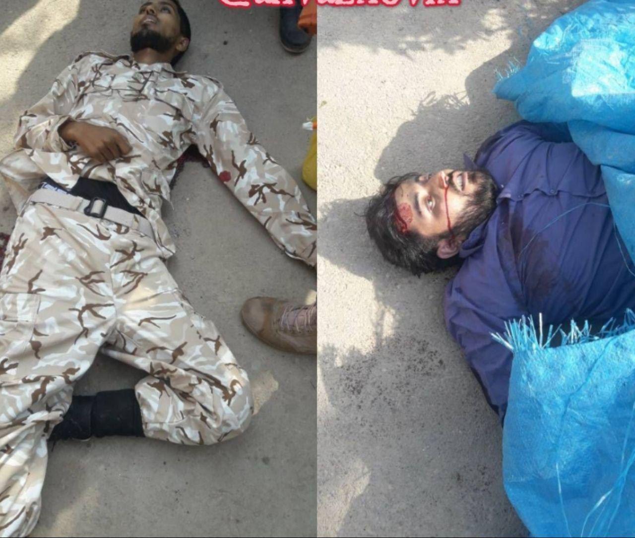 حمله تروریستی در رژه نیروهای مسلح در اهواز / 10 کشته و بیش از 60 زخمی / سه عامل تیراندازی کشته و یک تن دستگیر شد + فیلم