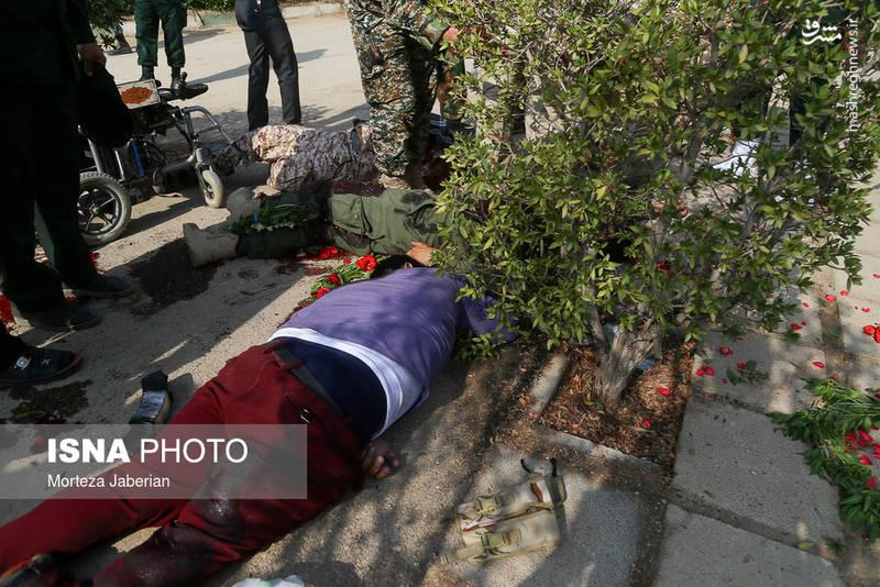 عکسهای تروریست های امروز اهواز