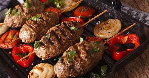 دستور پخت برگر کباب