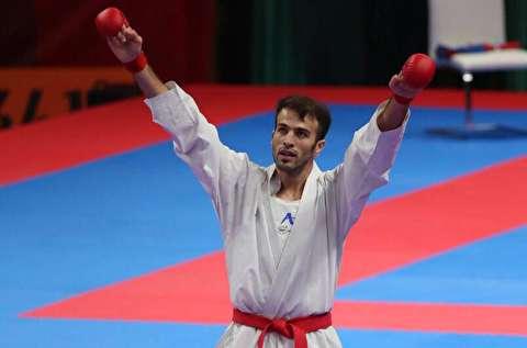 جدال قهرمانی عسگری در بازیهای آسیایی