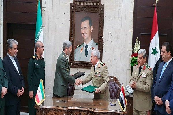 سفر وزیر دفاع ایران به سوریه و چند پیام راهبردی به روسیه، آمریکا و اسرائیل!