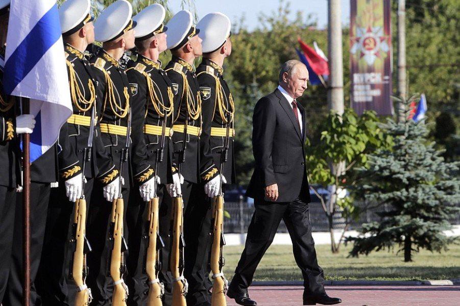 واکنش پوتین به ترور رئیس جمهوری دونتسک