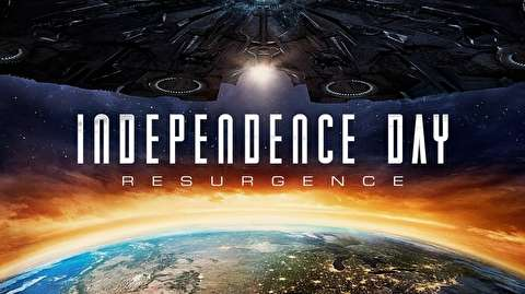 جلوههای ویژه فیلم سینمایی روز استقلال: بازخیز