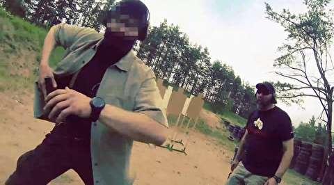 تمرینات دیوانهوار نیروهای ویژه روسی