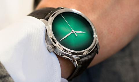 طرحهای ساعت اچ. موزر اند کمپانی از 2008 تا 2018