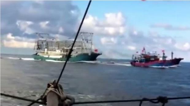 حمله به یک قایق عربستانی در خلیج فارس
