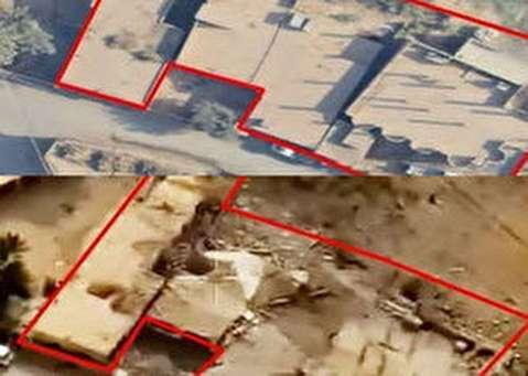 ویژگی موشکها و پهپاد سپاه در حمله به داعش