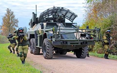 تکنولوژی بینظیر مینروب از راه دور ارتش روسیه