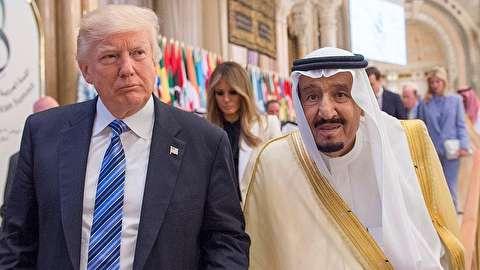 ترامپ خطاب به ملک سلمان: بدون ما دو هفته هم دوام نمیآوری، باید پولش را بدهی!