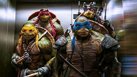 پشت صحنه فیلم لاکپشتهای نینجای نوجوان جهشیافته: خارج از سایهها