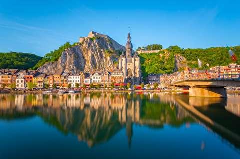 طبیعت زیبای بلژیک با کیفیت 4K