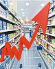 رشد قیمت کالاهای اساسی بر خلاف وعده رئیس جمهور