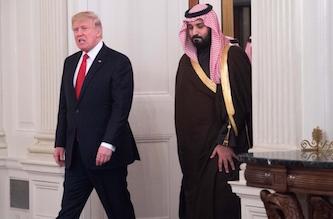 واکنش حقیرانه بن سلمان به اهانتهای ترامپ